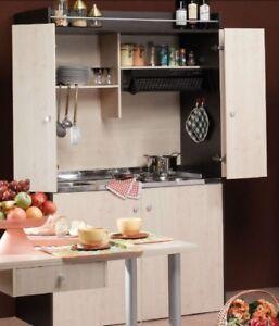Armadio cucina monoblocco cucine arredamento ufficio con for Ebay arredamento