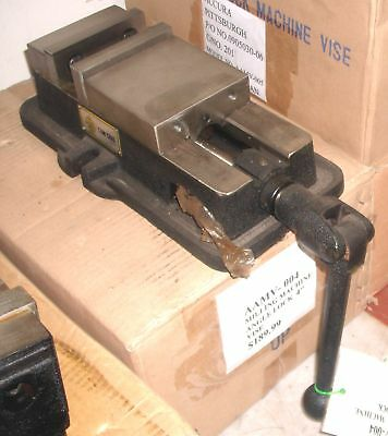 Accura Aamv-004 4 Quality Angle Locking Milling Vise-last One In Stock For Now