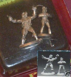 Ral-Partha-69-012-Werewolf-Black-Spiral-Dancer-Male-NIB