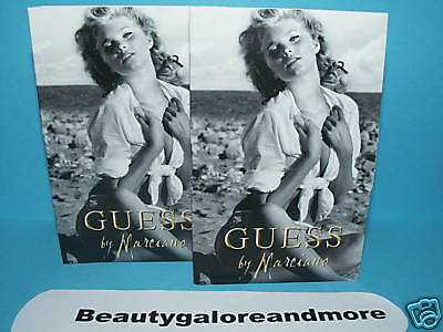 2 Guess By Marciano Women Perfume Sample