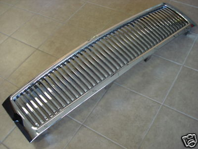 Chevy Silverado Pick Up Truck 07-13 Chrome Grill Grille Grills Grilles Dub