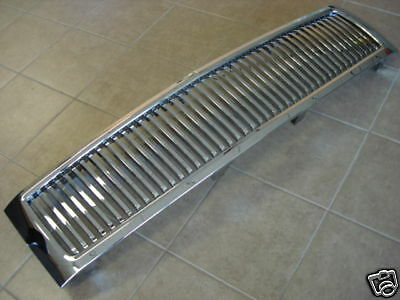 Chevy Silverado Pick Up Truck 2007-2013 Chrome Grill Grille Grills Grilles