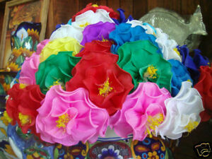 Mexican-Paper-Flowers-Bouquet-of-12-MADE-IN-MEXICO