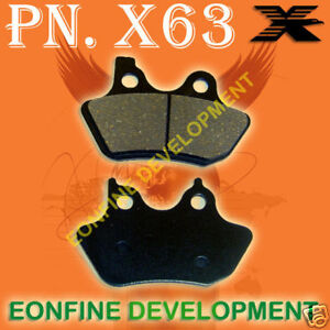 BRAKE-PADS-FOR-HARLEY-MOST-MODELS-2005-2007-FRONT-REAR