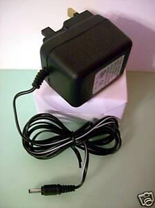 New-UK-Adaptor-230V-AC-4-5V-400mA-DC-FREE-UK-P-amp-P