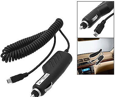 Tomtom Go 540 740 940 Live Gps Plug-in Car Charger