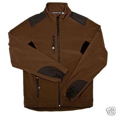 Reebok-Mens-S-5XL-2XL-3XL-4XL-Full-Zip-Soft-Shell-Sports-JACKET-Coat-BLACK-GREY