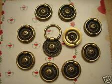 Lot de 2 boutons  de style LXVI en laiton,meuble, commode, tiroir