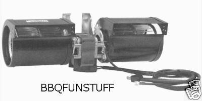 Heatilator Wood Fireplace Blower Fan Single Speed Fk23 Factory