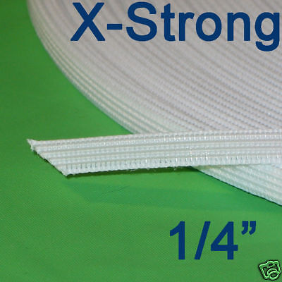 10y Rigilene Polyester Boning Nurse Cover X-strong 1/4