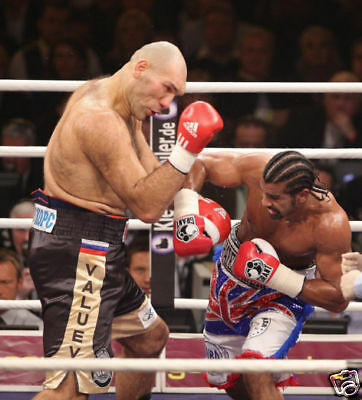 David Haye Goliath Nikolai Valuev New Boxing 10x8 Photo