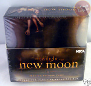 NEW-MOON-TRADING-CARD-BOX-SET-24-pks-144-cards-twilight