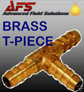 8mm-5-16-034-BRASS-BARBED-T-Piece-3-way-Fuel-Hose-Joiner