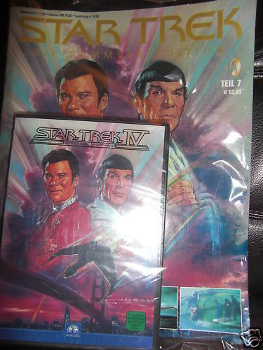 Star Trek IV/Zurück in die Gegenwart/Sammler-Edition/7