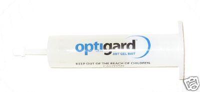 20 Tubes & 20 Plungers Optigard Ant Gel Bait 30 gram tubes ~ Pest Control