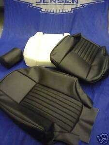 Jensen-Healey-Seat-cover-and-seat-base-foam-kit