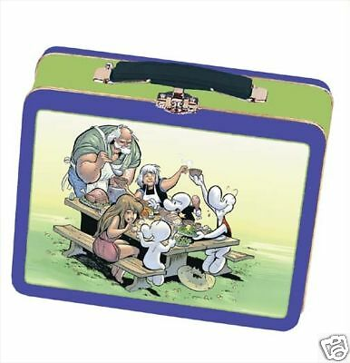 Bone Lunchbox Jeff Smith Lunch Box