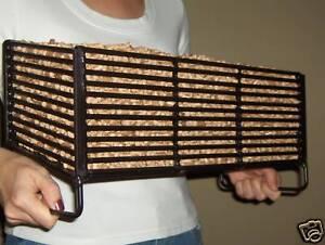Wood Pellet Basket Insert For Fireplaces Amp Wood Stoves