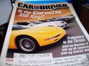 Car-Driver-Magazine-8-2001-Corvette-still-King