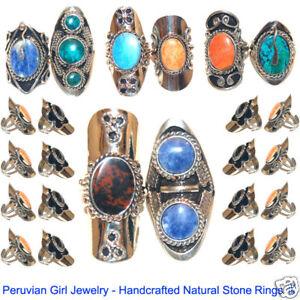 Wholesale Peruvian Rings