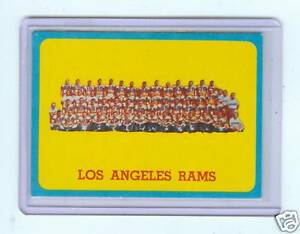 1963-TOPPS-FOOTBALL-48-LOS-ANGELES-RAMS-TEAM-CARD