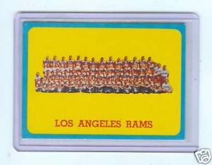 1963-TOPPS-FOOTBALL-48-LOS-ANGELES-RAMS-TEAM-CARD