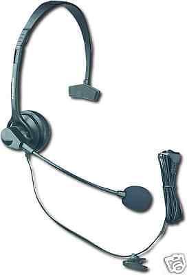 Panasonic KX-TCA60 Hands-Free Headset w/ Comfort Fit Headband (2.5mm Jack)