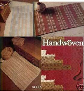 Handwoven-magazine-sept-oct-1986-RUGS-MENS-ITEMS