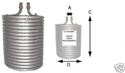 Pressure Washer Karcher Compatible Heater Coil Hds 580 610 650