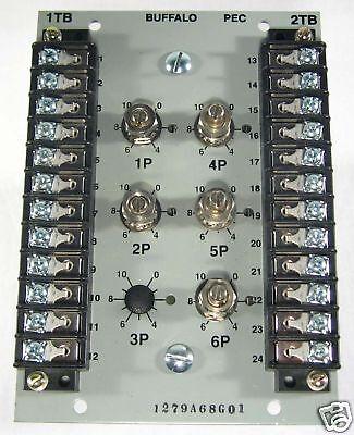Westinghouse Buffalo Pec Power 1279a68g01 Drive Ps