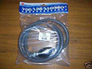 NEW-Boat-Petrol-Fuel-line-with-primer-Outboard-Engine-Motor-8-mm-5-16-2-m-long