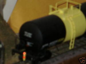 HO-Scale-FLASHING-RED-END-TRAIN-DEVICE-36-YELLOW-LIGHT