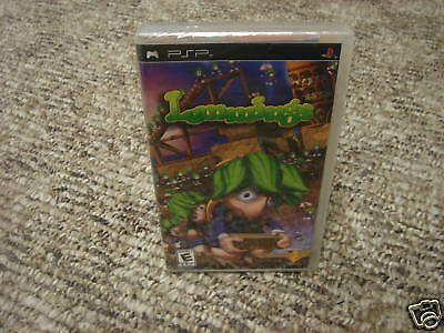 Lemmings (playstation Portable, 2006)