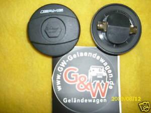 Mercedes G Modell G-Klasse AMG Öl Deckel G 63 G 65 Puch Öldeckel 460 461 463