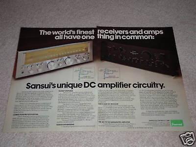 Sansui G Receiver For Sale Classifieds