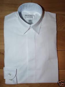 BOYS-regular-collar-white-dress-school-shirt-wedding-BN