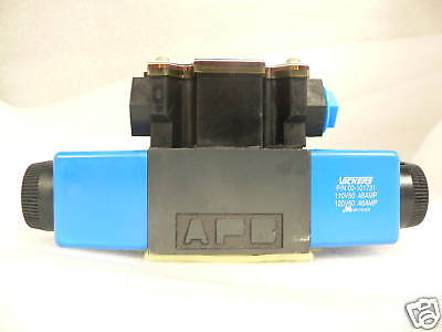 Linear Directional Control Valve With Electrical Coil