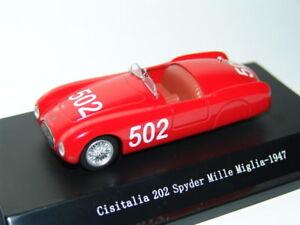 CISITALIA-202-SPYDER-MILLE-MIGLIA-RED-502-1-43-STARLINE