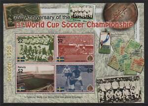 Nevis-2005-Anniv-of-1st-World-Cup-SG1896-99-MNH