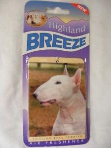 Hanging-car-air-freshener-bull-terrier-motif