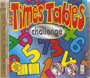 TIMES TABLES CHALLENGE - LEARN & PLAY THE GAME (Maths)