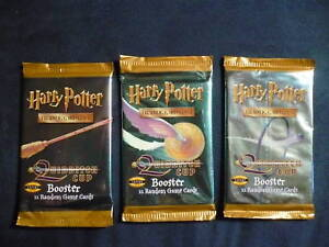 HARRY-POTTER-QUIDDITCH-TRADING-BOOSTER-PACK-EXPERT-ADVANCED