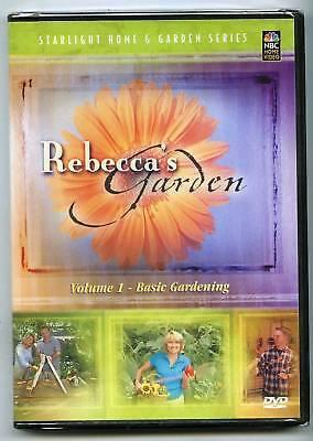 Rebecca's Garden - Basic Gardening Volume 1 (dvd) Rebecca Kolls, Garden Series