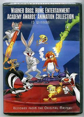 Warner Bros. Home Presents: Academy Award Animation Warner Bros Dvd Brand