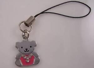 Teddy-Bear-cell-phone-charm-or-purse-charms