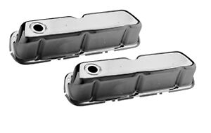 Ford-Windsor-V8-Chrome-Rocker-Covers-289-302-Tall-Style