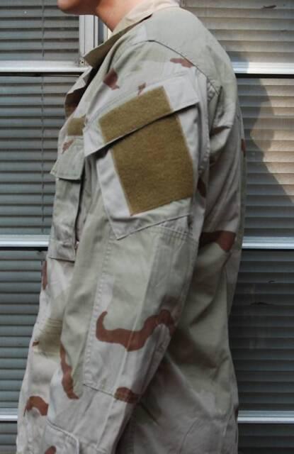 RAID Modified DCU BDU jacket ARMY SF NSW SEAL