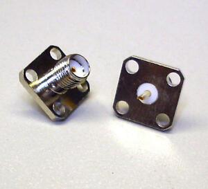 2-Stueck-SMA-Flansch-Buchsen-Teflon-M3450-2