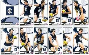 2006-Supreme-CARLTON-Full-Team-Set-12-cards