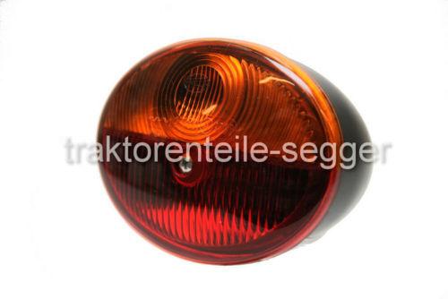 Hella Schluss-Brems-(Blink)-Leuchte Rückleuchte m. Kennz.-Beleuchtung Fendt 121  Foto 1